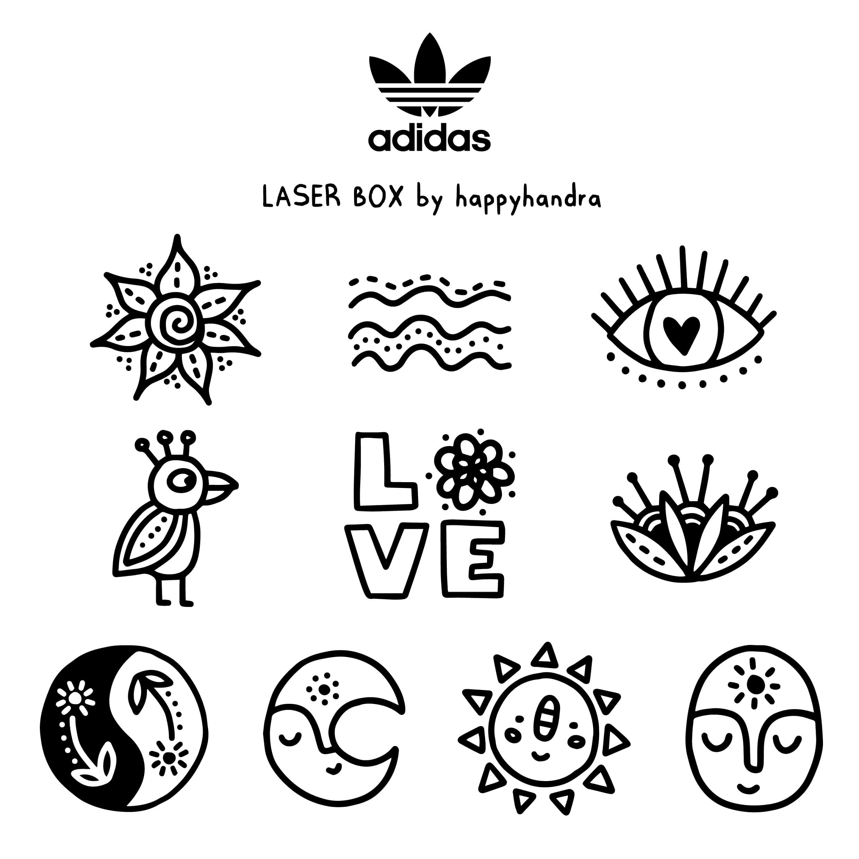 Adidas: Laser Box