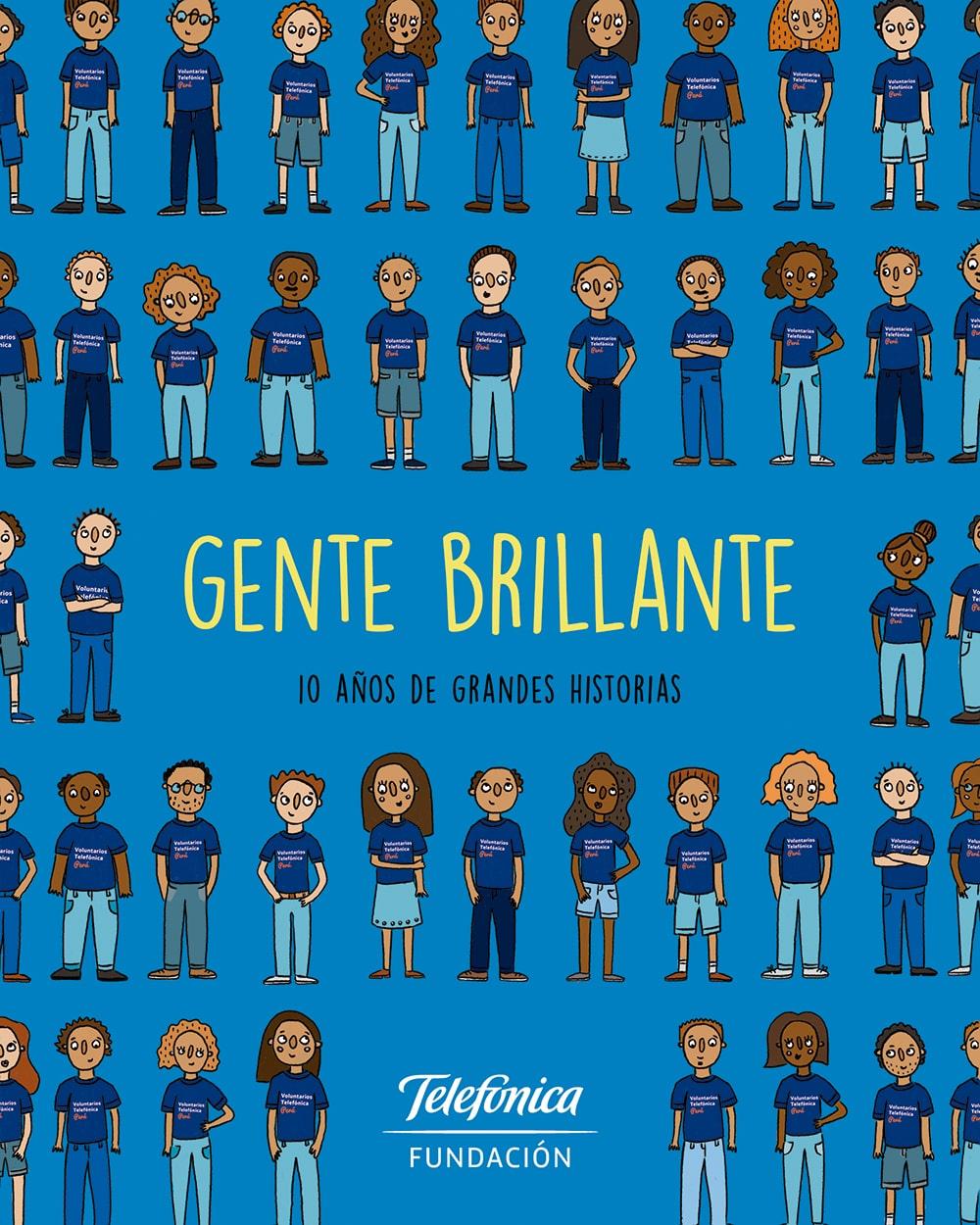 """Fundación Telefónica: """"Gente Brillante"""""""