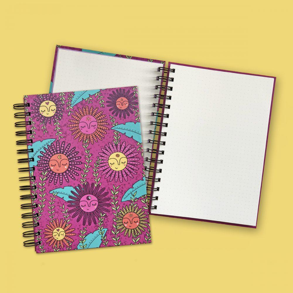 Cuaderno Tropical Prueba