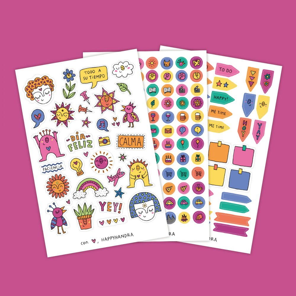 Pack Stickers_General_