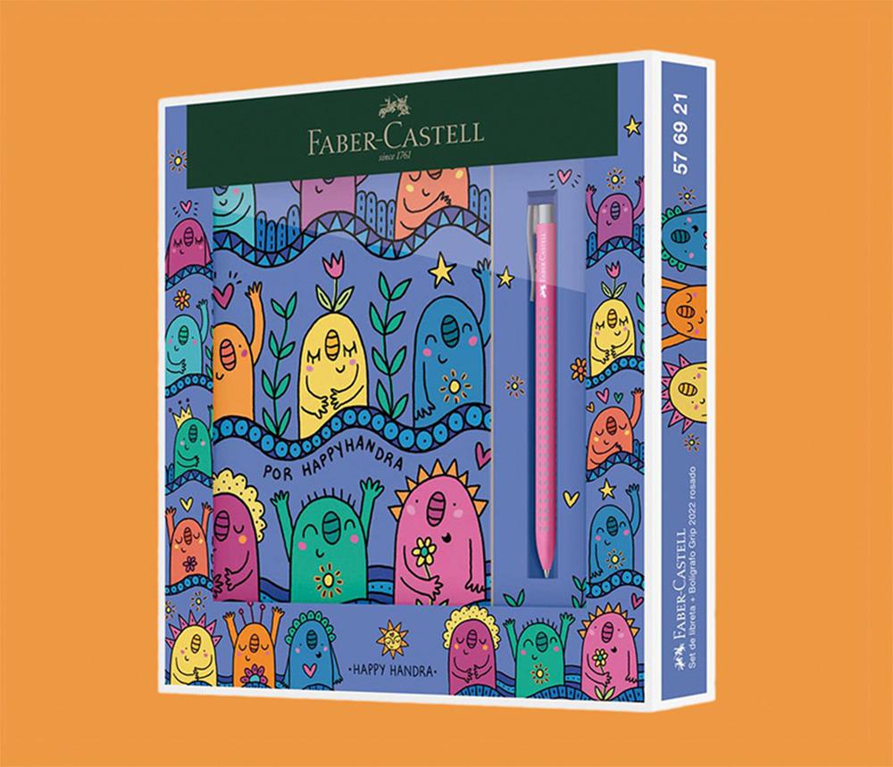 Faber Castell: Libretas que inspiran